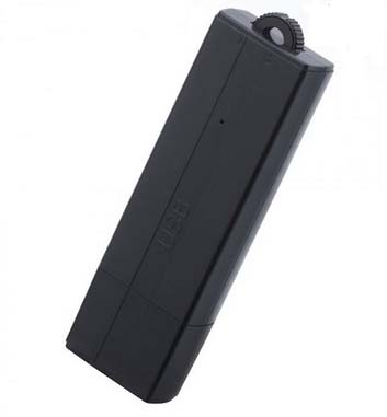 Chiavetta USB registratore vocale spy