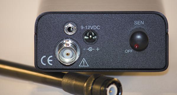 Rilevatore di microspie RVL-0930 V2