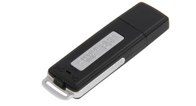 Chiavetta USB registratore vocale