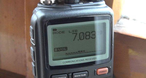 Rilevatore di microspie ICOM