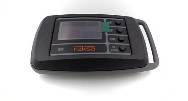 Rilevatore di microspie RAKSA