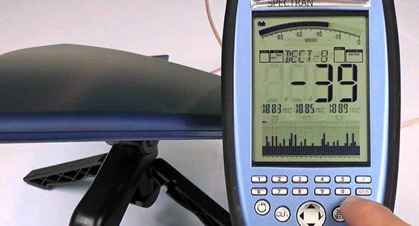 Rilevatore di microspie Spectran