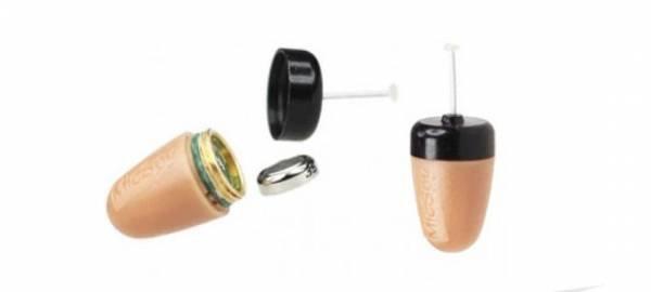 Micro auricolare wireless